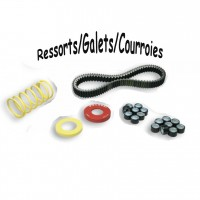 Ressorts / Galets / Courroies