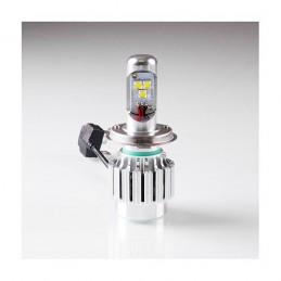 AMPOULES LED H4 CODE PHARE