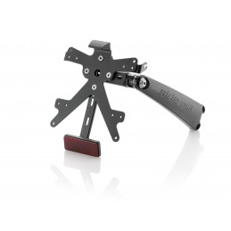 RIZOMA KIT SUPPORT IMMATRICULATION SIDE ARM