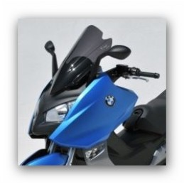 BULLE AEROMAX TO ERMAX POUR SCOOTER C 600 SPORT(+ KIT VIS) 2012/2013